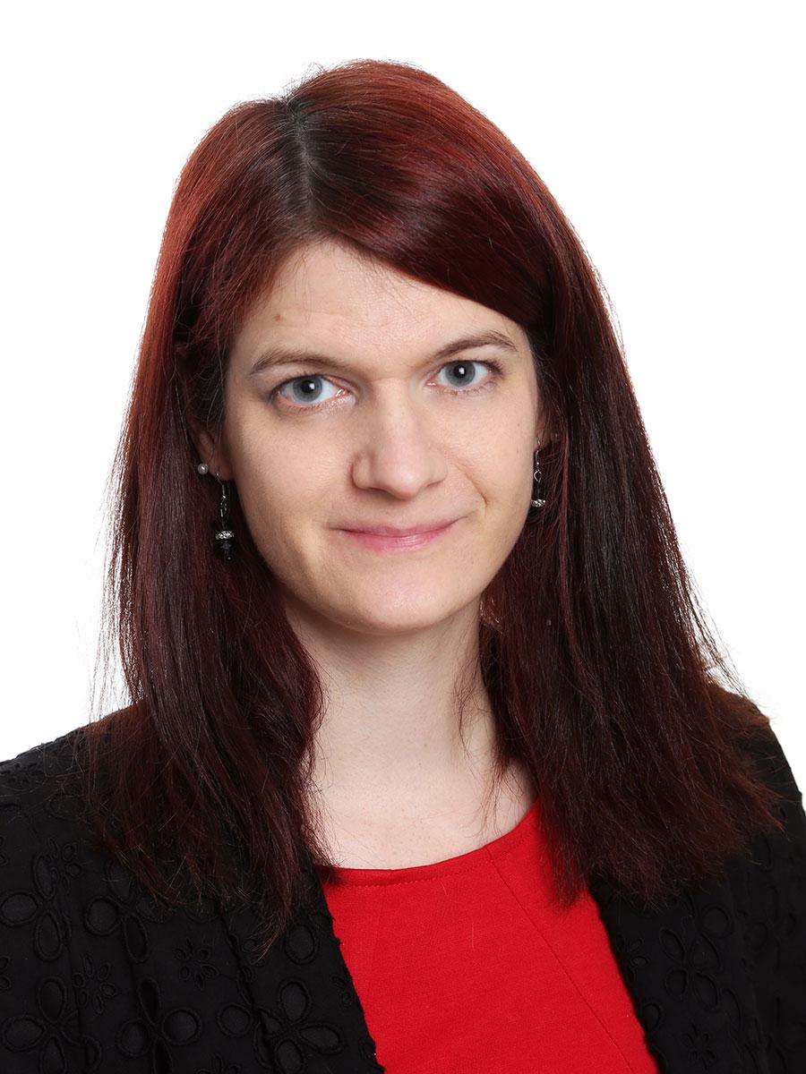 Caroline Cousins, Costs Lawyer and Deputy Civil Team Leader
